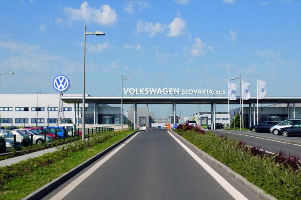 Volkswagen Slovakia a.s.